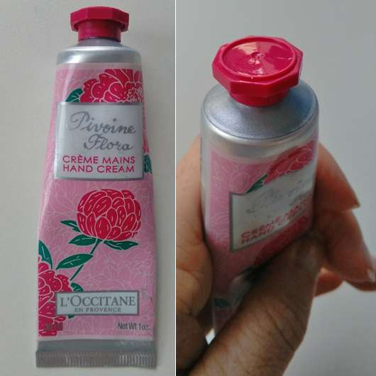 <strong>L'Occitane</strong> Pivoine Flora Handcreme