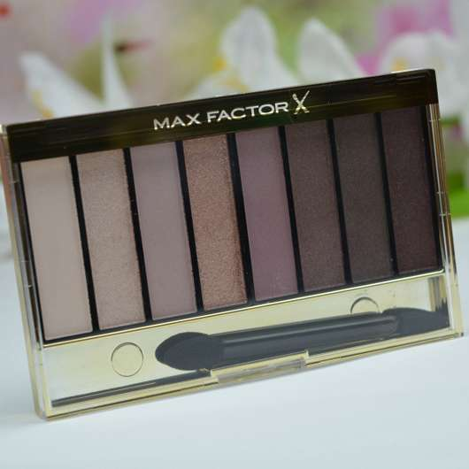 Max Factor Masterpiece Nude Palette, Farbe: 03 Rose Nudes (LE)