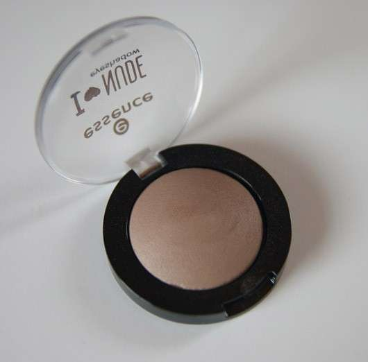 essence I love nude eyeshadow, Farbe: 05 my favorite tauping