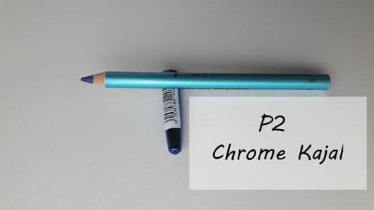 p2 dive into beauty fantastic chrome kajal, Farbe: 040 metallic lapis (LE)