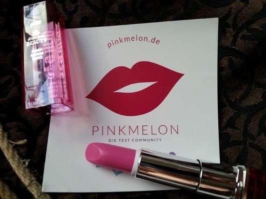 p2 dive into beauty aquatic supreme lipstick, Farbe: 010 rose sea shell (LE)