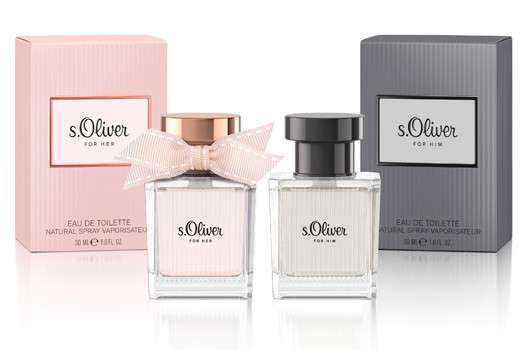 s.Oliver FOR HER & FOR HIM