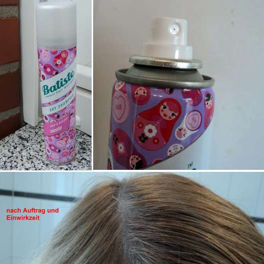 <strong>Batiste</strong> Sweetie Dry Shampoo (LE)