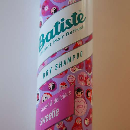 Batiste Sweetie Dry Shampoo (LE)