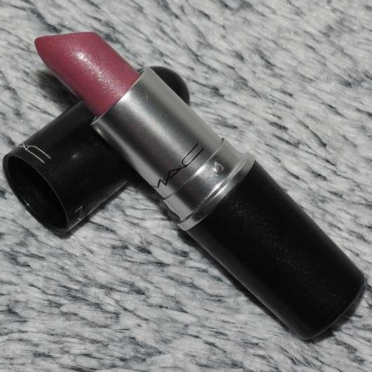 M·A·C Lustre Lipstick, Farbe: Syrup