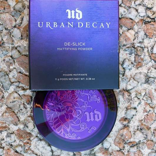 Urban Decay DE-SLICK Mattifying Powder