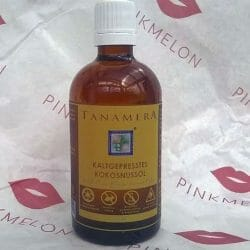 Produktbild zu Tanamera Kaltgepresstes Kokosnuss Öl