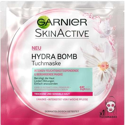 Garnier Hydra Bomb Tuchmasken