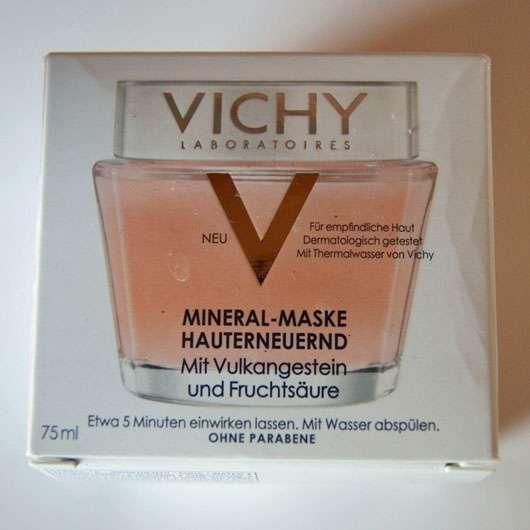 VICHY Mineral-Maske Hauterneuernd