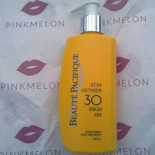 <strong>Beauté Pacifique</strong> STAY Outside Sunscreen For The Body SPF 30