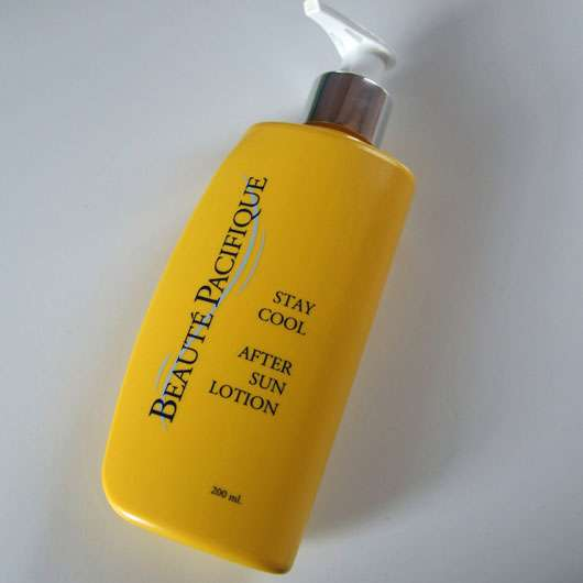<strong>Beauté Pacifique</strong> STAY Cool After Sun Lotion
