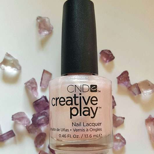 <strong>CND CREATIVE PLAY</strong> Nail Lacquer - Farbe: Tutu Be Or Not To Be