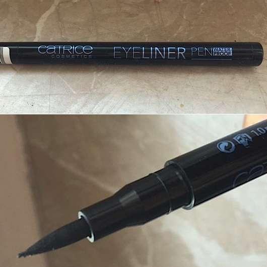 Catrice Eyeliner Pen Waterproof, Farbe: 010 Black