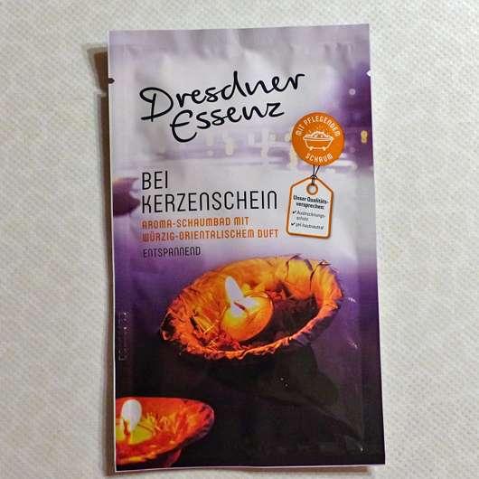"""Dresdner Essenz Aroma-Schaumbad """"Bei Kerzenschein"""""""