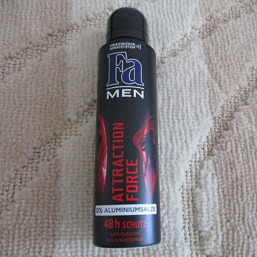 <strong>Fa Men</strong> Attraction Force Deodorant