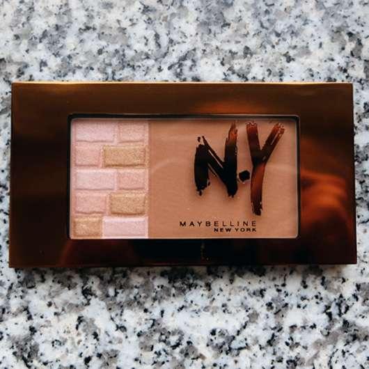 Maybelline New York Bricks Bronzer, Farbe: 01 Blondes (LE)