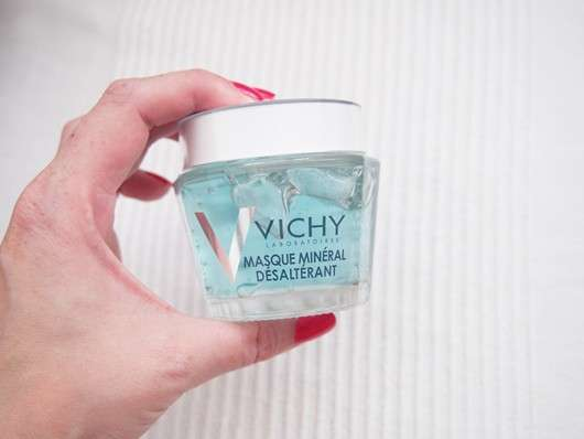 VICHY Mineral-Maske Feuchtigkeitsspendend