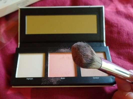 ARTDECO Most Wanted Contouring Palette to go, Farbe: 4