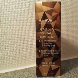 Produktbild zu AHAVA Dead Sea Crystal Osmoter 6X Facial Serum