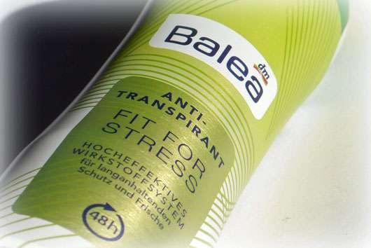 Balea Anti-Transpirant Spray Fit For Stress