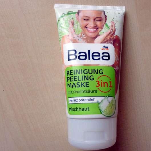 Balea 3in1 Reinigung Peeling Maske