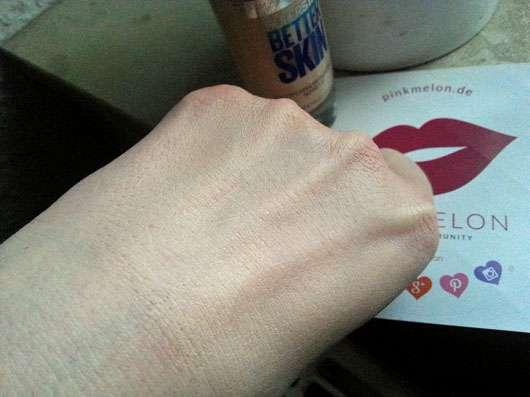 Maybelline Superstay Better Skin Hautperfektionierendes Make-Up, Farbe: 003 True Ivory