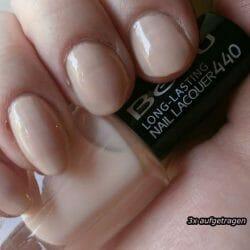 Produktbild zu BeYu Long-Lasting Nail Lacquer – Farbe: 440 Pastel Dream