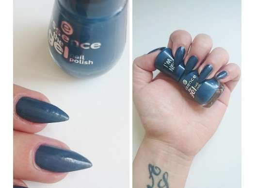 essence the gel nail polish, Farbe: 78 royal blue