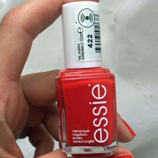 essie Nagellack, Farbe: 422 hiking heels (LE)