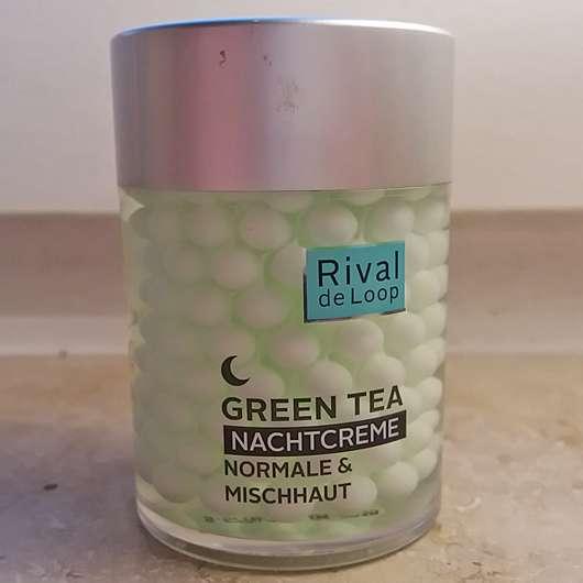 Rival de Loop Green Tea Nachtcreme