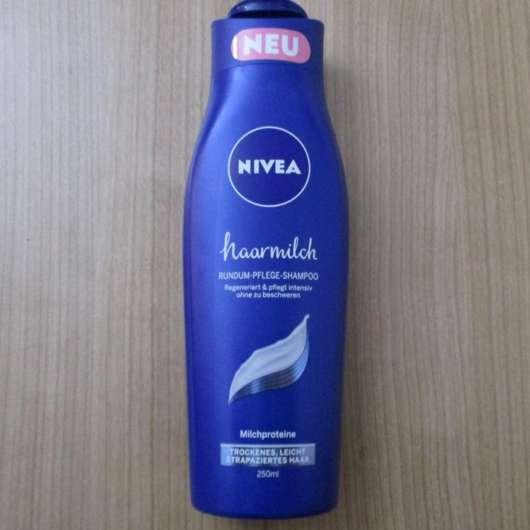 Nivea Haarmilch Rundum-Pflege-Shampoo