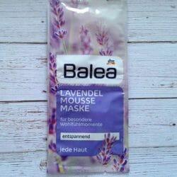 Produktbild zu Balea Lavendel Mousse Maske