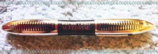 L'ORÉAL PARiS False Lash Superstar Mascara, Farbe: Black