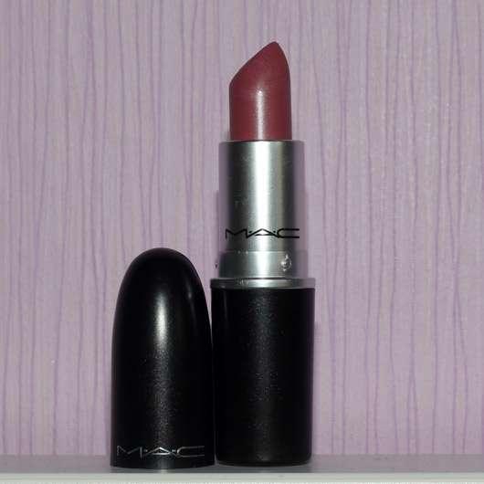 M·A·C Lipstick, Farbe: Brave (Satin-Finish)