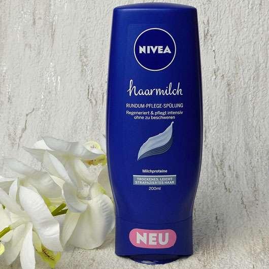 NIVEA Haarmilch Rundum-Pflege-Spülung