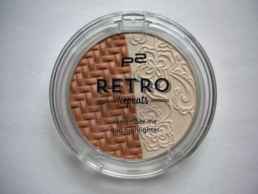p2 retro repeats remember me duo highlighter, Farbe: 020 harmony (LE)