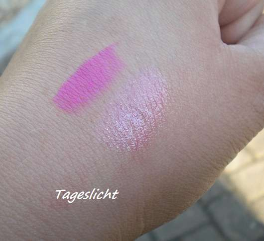 Misslyn 2in1 Matte & Shine Lips, Farbe: 45 dearly-loved (LE)