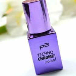 Produktbild zu p2 cosmetics techno chrome polish – Farbe: 060 bright image