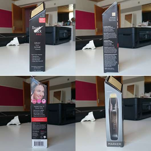 <strong>TouchBack</strong> Hair Marker - Farbe: Ash Blond