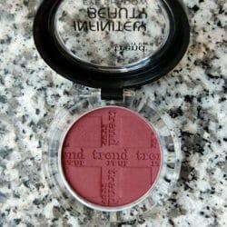 Produktbild zu trend IT UP Infinitely Beauty Eye Shadow – Farbe: 010 (LE)