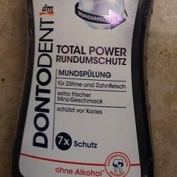 Produktbild zu DONTODENT Mundspülung Total Power Rundumschutz