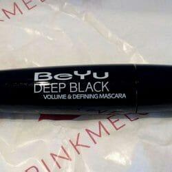 Produktbild zu BeYu Deep Black Volume & Defining Mascara – Farbe: Black