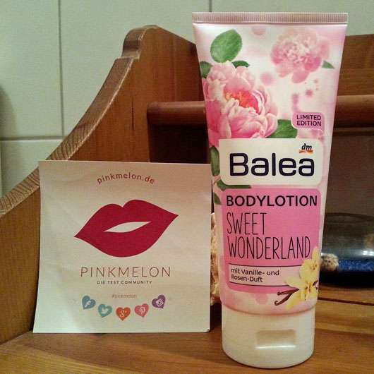 Balea Bodylotion Sweet Wonderland (LE)