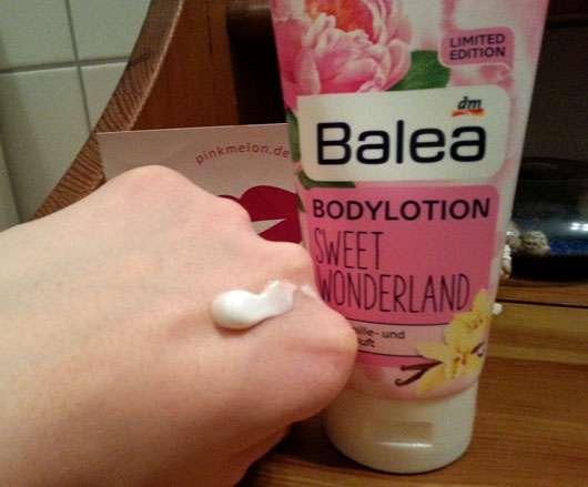 Balea Bodylotion Sweet Wonderland (LE)