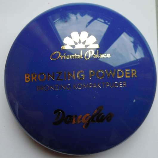 <strong>Douglas Make-up</strong> Oriental Palace Bronzing Powder (LE)