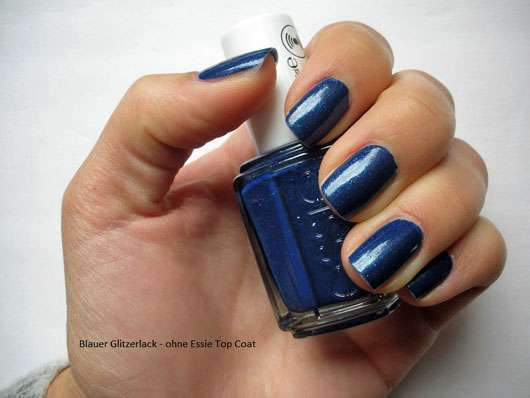 essie Gel Setter 3D Pop Tint Top Coat, Farbe: Birds Eye Blue (LE)