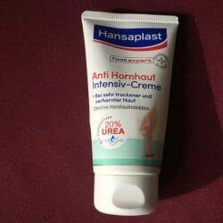 Produktbild zu Hansaplast Anti Hornhaut Intensiv-Creme