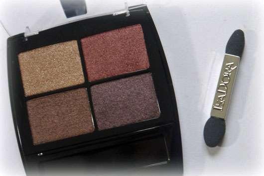 IsaDora Eye Shadow Quartet, Farbe: 11 Bohemian (LE)