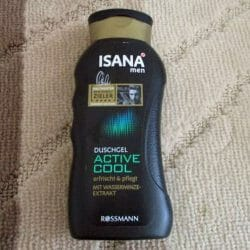 Produktbild zu ISANA MEN Duschgel Active Cool (LE)