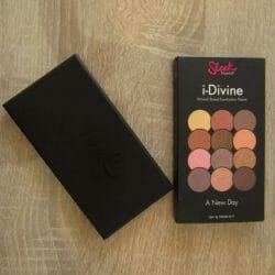 Produktbild zu Sleek MakeUP I-Divine A New Day Lidschatten Palette